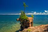 Madeline Island shoreline 2
