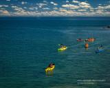 Kayaking in Lake Superior 2