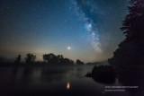 Milky Way and Mars 1