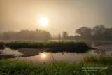Foggy morning at the Chippewa river 3
