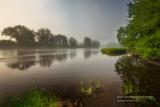 Foggy morning at the Chippewa river 5