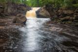 Upper Falls, Amnicon Falls State park