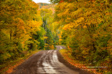 Driving through the Superior National Forest 1