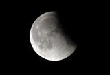 Lunar Eclipse; 9 Sept 2015