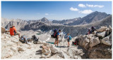 Forester Pass - highest pass on the JMT