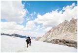 Days 11 and 12: Palisade Lakes to Bishop Pass