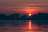 Cuiaba River at Dawn