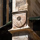 The Oldest Sundial In Vienna