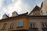 Windows Of Old Town Vienna