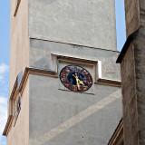The Augustinerkirche Clock
