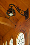 Lantern In Vang Church