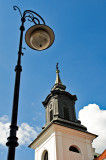 Lantern And The Church Tower