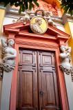 Door With Caryatids