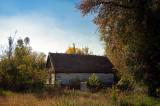 An Old Log House