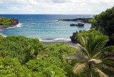 Hawaii small beautiful bay in Maui @f8 M8