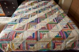 2-nd quilted bedcover