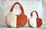 two small bags