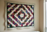 a quilt on wall @f4 D800E