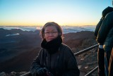 Sunrise at the top of Mt.Haleakala M8