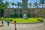Statue of King Kamehameha M8