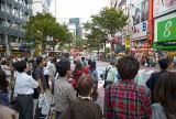 in Dogenzaka Tokyo M8