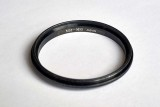 52mm male - 55mm male ring