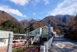 Kurobe Torroko Train sta