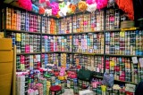 A marchant shop of Tondae-mun in Seoul Reala