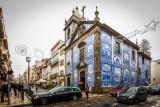 The Famous Carmo Church in Porto