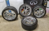Used Corvette Wheels
