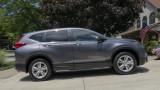 2018 Honda CR-V New Car Prep (Gallery)