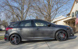 2017 Ford Focus ST (Gallery)