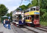 Crich Tramway Village - Tram Day 2017