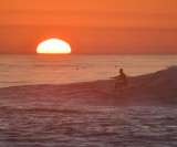 Surfing til the Sun Goes Down