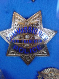 SFPD Commissioner badge