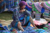 Hmong bleue