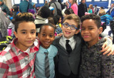 Ethan and Schoolmates
