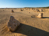 The Pinnacles near sunset _1020572