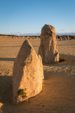 The Pinnacles near sunset _1020675
