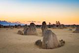 The Pinnacles near sunset _1020723