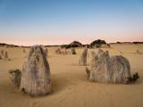 The Pinnacles near sunset _1020751
