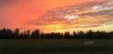 A Rainy Sunset