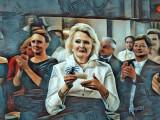 Candice Bergen as Murphy Brown