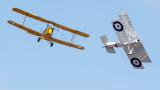 Spad & Tiger Moth