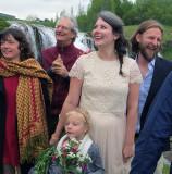 Louisa, Peter, Devorah, Lily and David