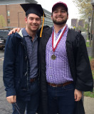 Dom's Graduation and JonCarlo