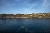 Santorini- crater