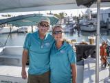 Echo sail crew
