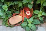 Sandalia con corazón