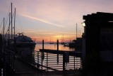 Amanecer en Sausalito Harbor